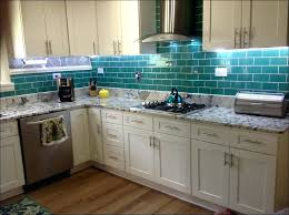 blue green glass tile backsplash kitchen glass tile clear glass subway tile  glass subway full size