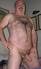 Fat old hairy bear galleries