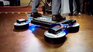 Real Working Hoverboard Riding The Hendo Hoverboard 20 Is Like Levitating The Gnar Wired