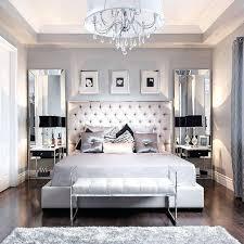 Mirror Headboard Bed Beautiful Bedroom Decor Tufted Grey Headboard ...