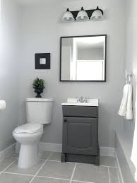 bathroom paint grey. Small Garage Bathroom Painted Vanity Wallbehr Dolphin Fin Grayshades Of Grey Wall Paint Different Shades Gray