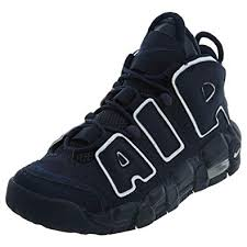 Amazon Com Nike Air More Uptempo Gs Size 5 5y Basketball