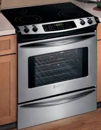 30 inch drop in electric range. Fine Drop Frigidaire PLES389EC Slidein Electric Range 30Inch Stainless Steel  Control Panel EasySet 510 Electronic Oven  Throughout 30 Inch Drop In D