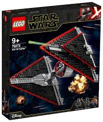 <b>Конструктор LEGO Star Wars</b> 75272 Episode IX Истребитель СИД ...