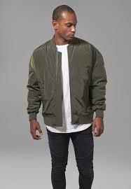 <b>Куртка URBAN CLASSICS</b> Oversized Bomber <b>Jacket</b> Dark Olive ...