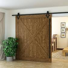sliding barn door closet hardware bypass
