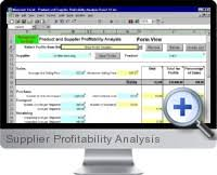 Product Profitability Analysis Excel Excel Product Profitability