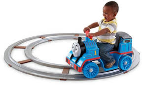 #1 Power Wheels Ride-on Thomas Train with Track Best Toys \u0026 Gifts for 2 Year Old Boys (a VERY picky 2019 list