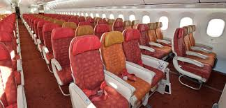 Air India Flight Seating Chart Boeing 787 Airline World