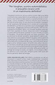 Amazon.it: crash james g. ballard g. pilone colombo libri