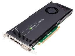 nvidia quadro 4000 2gb gddr5 x1 video