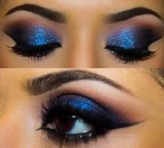 blue eye makeup idea really pretty makeup idea blue eyes