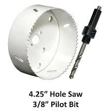 Hole Saw Chart Hole Saw Pilot Bit Gymspiration
