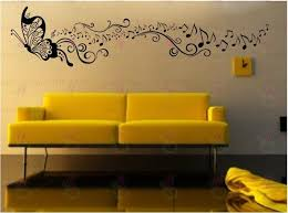 1970 bathroom wall decor erfly diy decor mural wall paper sticker decal 053