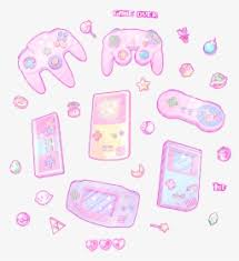 Make an awesome gaming logo in seconds using placeit's online logo maker. Nintendo Pastel Aesthetic Pink 90s Cute Handheld Game Console Hd Png Download Transparent Png Image Pngitem