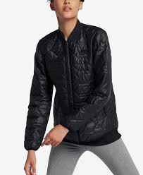 Nike Sportswear Quilted Jacket - Jackets - Women - Macy's & Nike Sportswear Quilted Jacket Adamdwight.com