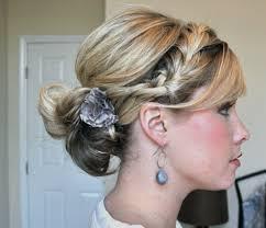 Wunderbar Fuer Mittellanges Haar Mit Pony Frisuren F R