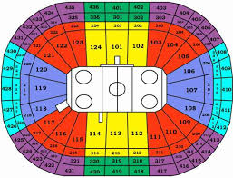 Bell Center Montreal Seating Chart 19 Abiding Bell Centre Seating Map Rows