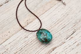 guided spirit oval necklace