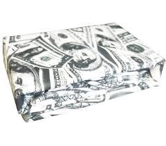 Cash Money Bling Twin Xl Sheet Set