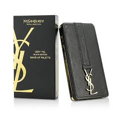 yves saint lau very ysl makeup palette black edition