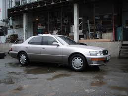 1996 Lexus Ls400 1995 Lexus Ls 400 Information And Photos Momentcar