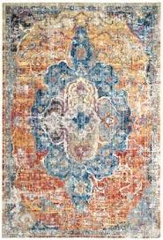 blue and orange area rug blue orange rug blue and orange area rug