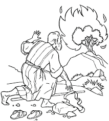 Moses Coloring Pages Free And Baby Coloring Page Free Coloring Pages