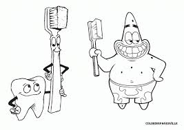 Small Picture Coloring Pages Image Photo Album Dental At Tooth For Preschoolers