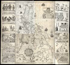 Philippine Languages Comparison Chart A Hydrographical And Chorographical Chart Of The Philippine