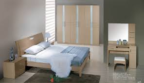 white color bedroom furniture. Bedroom Perfect Decoration Contemporary Bed Carpet Cabinet Wardrobe Chandelier Frames Simple Elegant White And Grey Color Schemes Furniture