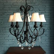 iron crystal chandelier rustic wrought chandeliers large