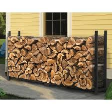 Gallery of Enchanting Firewood Rack Design