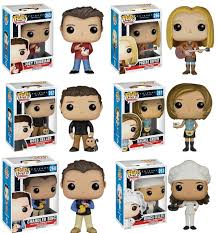New Friends Funko Pop Vinyl Joey Ross Chandler Phoebe Monica Rachel Vaulted