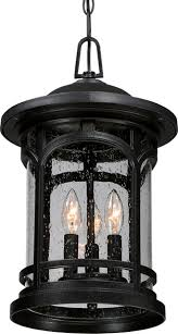 luxury rustic black outdoor pendant light large uql1108 sydney collection transitional outdoor hanging lights by urban ambiance