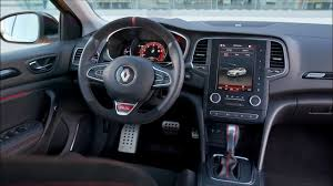 2018 renault megane rs review. brilliant 2018 2018 renault megane rs  interior intended renault megane rs review