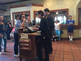 photo of olive garden italian restaurant downey ca united states busy