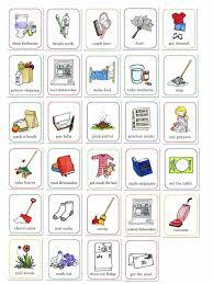 Kids Chores Chore Chart Kids Job Chart Printable Chore Chart