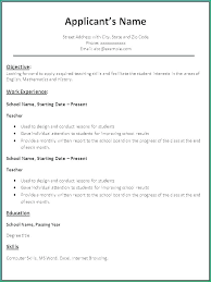 Student Teaching Resume Extraordinary Elementary Teaching Resume Objective Examples Objectives For Sample