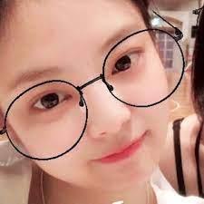 jennie icons — like or reblog. in 2020   Cat eye glass, Blackpink, Icon