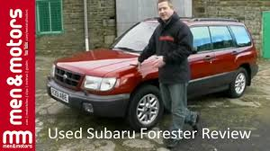 Used Subaru Forester Review - YouTube