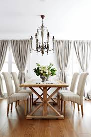 casual dining room curtains. 20 Country French Inspired Dining Room Ideas I Love The Idea Of A More Casual Space, One Where Your Table Does Not Require Tablecloth And You Can Put Curtains E