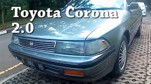 Toyota Corona 2 0 - YouTube