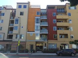 a mixed use development in santa monica on 5th st between broadway and santa monica