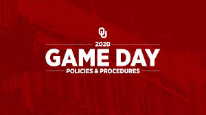 Game day font font 2.85/5. 2020 Game Day Policies Procedures University Of Oklahoma