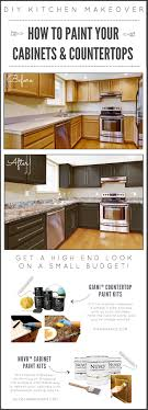 Nuvo Cabinet Paint Reviews 10 Diy Easy And Little Project For Your Kitchen 9 Countertop