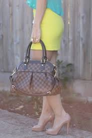 Image result for Louis Vuitton Trevi PM Handbag\