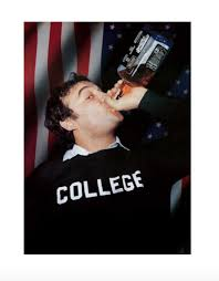 this house poster is a clic staple for any frat boy this poster will pliment any frat house decor or lack thereof