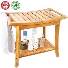 corner teak shower bench unbelievable stool bath spa wood bathroom seat patio interior design 18