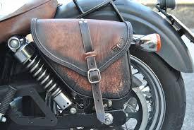 saddle bags left right for harley davidson dyna street bob fat bob